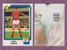 Nottingham Forest Neil Webb England 57